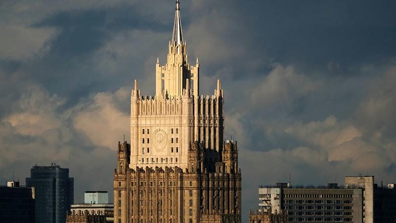 Bộ Ngoại giao Nga cho biết sẽ không ngồi yên với hành động của Anh. Ảnh: RT