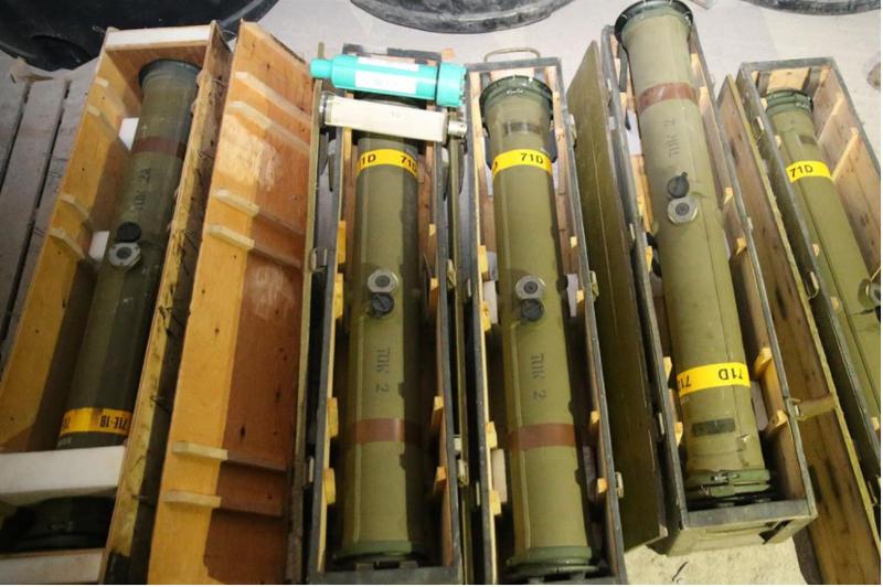 Thổ Nhĩ Kỳ chiếm kho vũ khí của người Kurd ở Afrin - ảnh 4