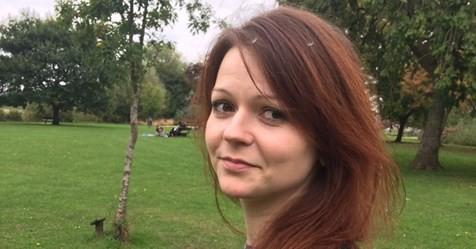 Cô Yulia Skripal tỉnh lại từ tuần trước. Ảnh: AP