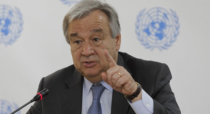 Tổng Thư ký LHQ kêu gọi Mỹ-Anh-Pháp tôn trọng Hiến chương LHQ - ảnh 1