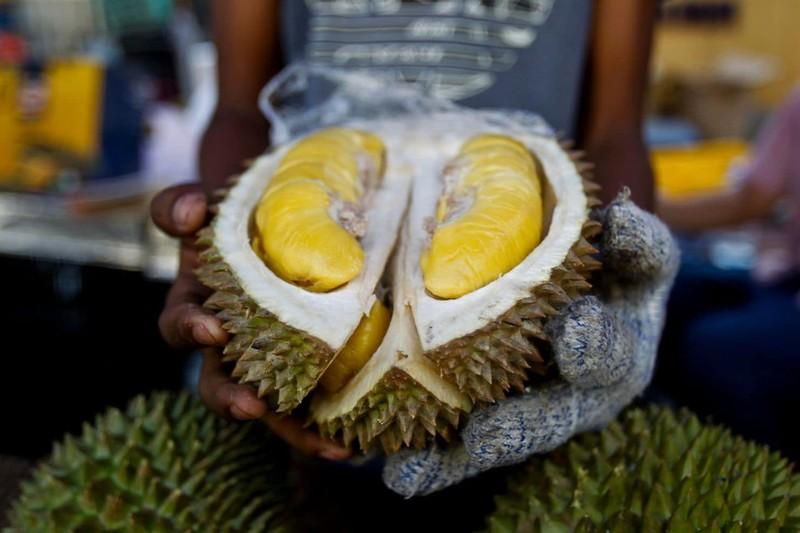 Mùi hương đặc trưng của sầu riêng - vua trái cây ở Đông Nam Á đã làm 500 sinh viên và giáo viên Úc phải sơ tán vì tưởng rò rỉ khí gas. Ảnh: AP