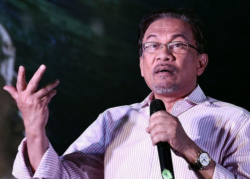 Lãnh đạo đối lập Anwar Ibrahim sẽ được phóng thích vào ngày mau 16-5. Ảnh: AFP