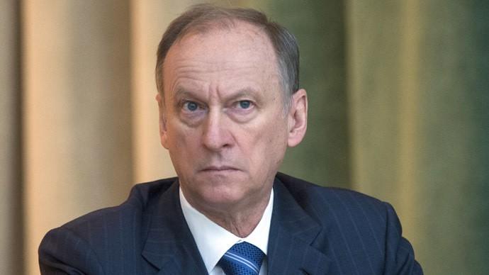 Thư ký Hội đồng An ninh Quốc gia Nga Nikolay Patrushev. Ảnh: RT