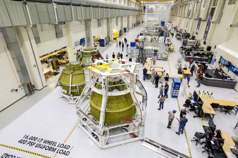 Lockheed Martin - tập đoàn quốc phòng hàng đầu của Mỹ vừa nhận thầu phát triển 3 vệ tinh cảnh báo sớm tên lửa trong hệ thống cảnh báo sớm Next Gen OPIR. Ảnh: ASTROMAN