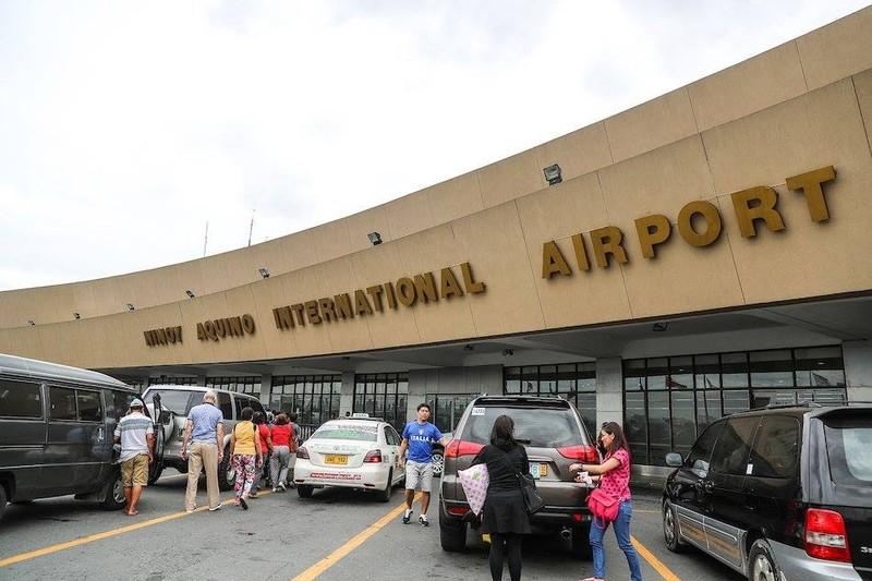 Một góc nhà ga sân bay quốc tế Ninoy Aquino, Manila, Philippines. Ảnh: ABS-CBN NEWS