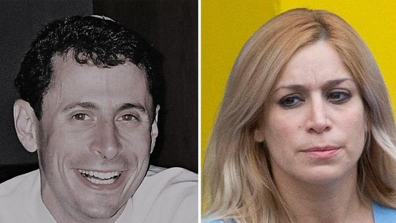 Người chồng Adam Anhang và bà Vasquez Rijos. Ảnh: AP