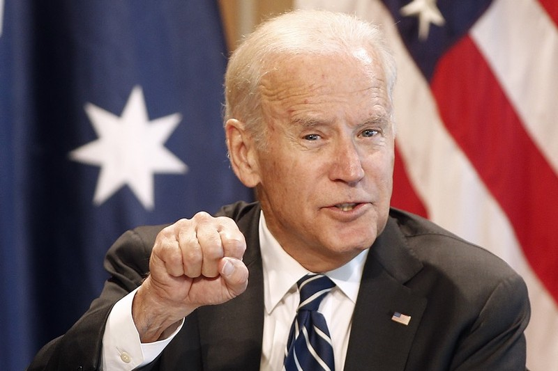 Cựu Phó tổng thống Mỹ Joe Biden cũng đang dẫn trước ông Trump tới 11% tỷ lệ chiến thắng trong cuộc bầu cử tổng thống Mỹ 2020. Ảnh: PHILADELPHIA MAGAZINE