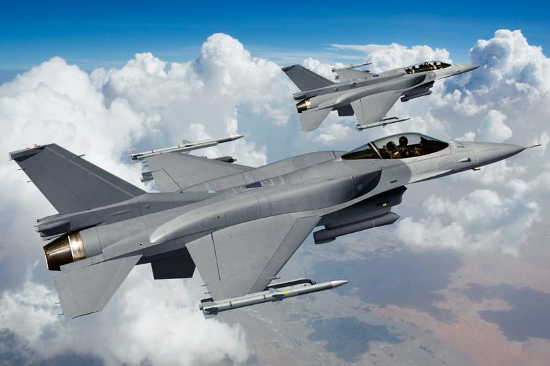 Ông Duterte nói F-16 của Mỹ không thiết thực với nhu cầu của Philippines. Ảnh: WIKIPEDIA