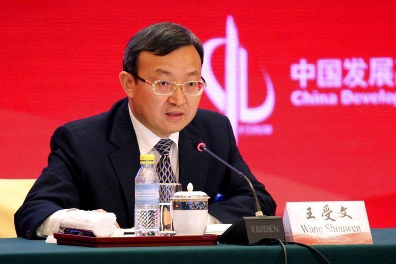 Thứ trưởng Thương mại Vương Thụ Văn dẫn đầu phái đoàn Trung Quốc sang Mỹ đàm phán thương mại. Ảnh: AP