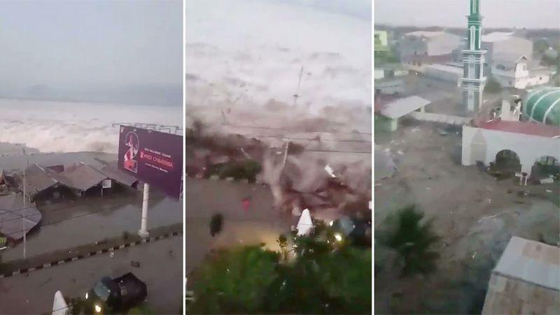 Indonesia tuyên bố 14 ngày khẩn cấp sau động đất-sóng thần - ảnh 1