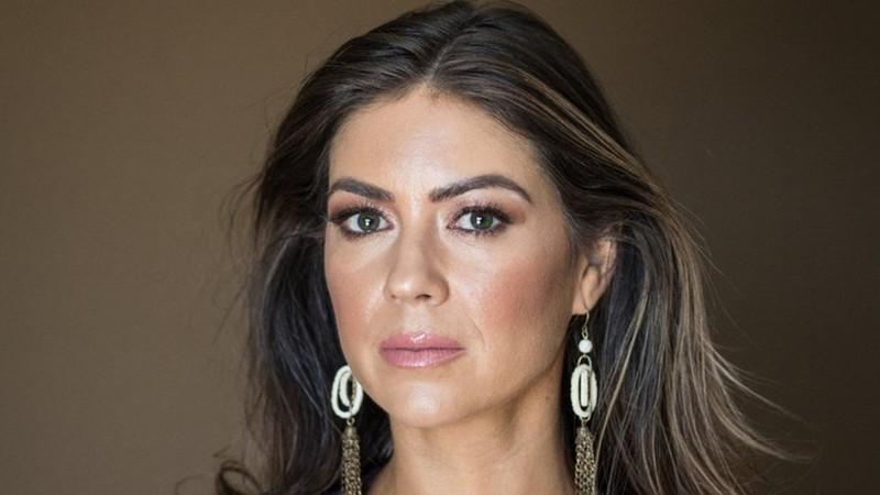 Cô Kathryn Mayorga vừa đưa ra cáo buộc bị Ronaldo cưỡng hiếp. Ảnh: INSTAGRAM