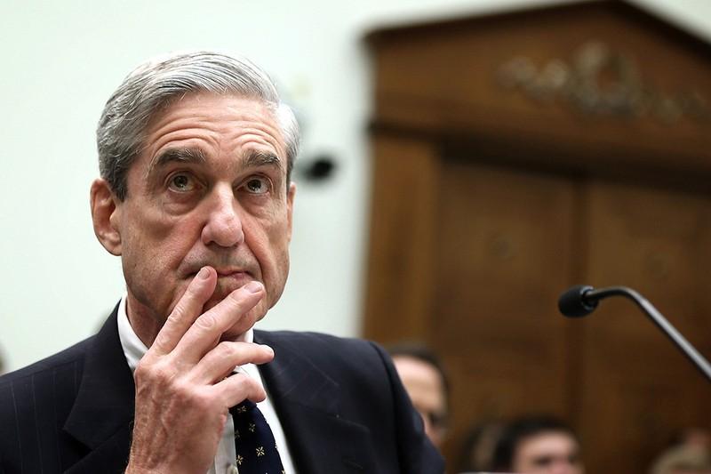 Cựu Giám đốc Cục Điều tra liên bang Mỹ (FBI), Công tố viên đặc biệt Robert Mueller đang phụ trách cuộc điều tra khả năng Nga thông đồng đội tranh cử của ông Trump can thiệp bầu cử Mỹ 2016. Ảnh: AP