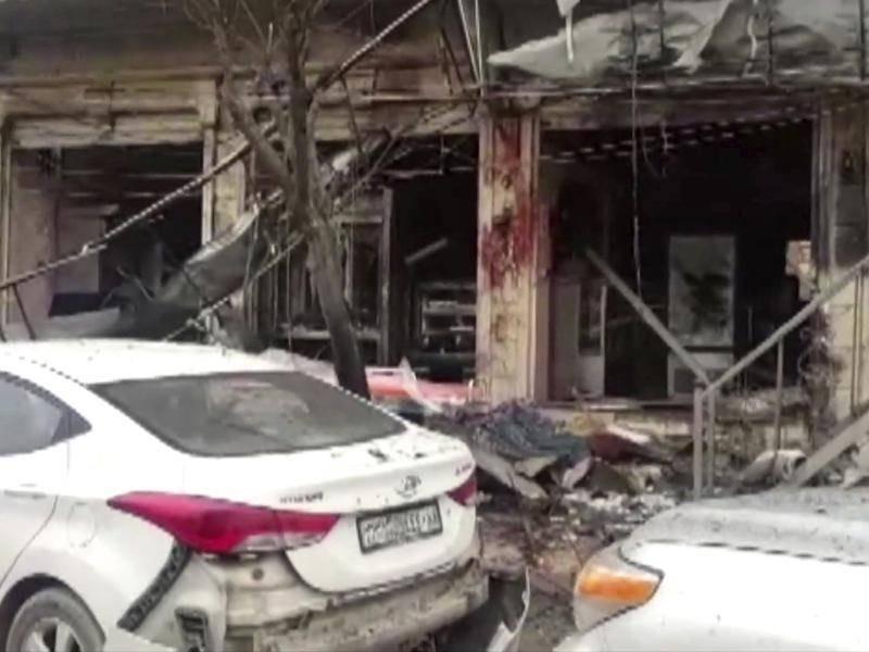 Theo RT quân đội Mỹ đã tăng cường an ninh tại Manbij sau vụ tấn công, phong tỏa bệnh viện nơi các nạn nhân được chuyển đến.  Trang tin Al-Amaq của IS tuyên bố IS nhận trách nhiệm thực hiện vụ tấn công.