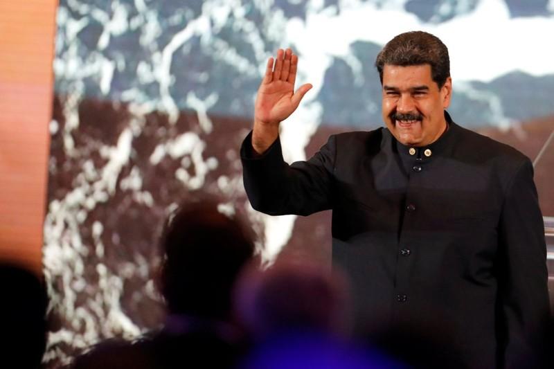 Tổng thống Venezuela Nicolas Maduro đang phải chịu đựng áp lực ngày càng tăng từ trong nước và cả nước ngoài. Ảnh: REUTERS