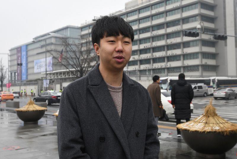 Anh Kim Sang-hyun hy vọng Mỹ và Triều Tiên sẽ đạt được thỏa thuận chấm dứt chiến tranh Triều Tiên. Ảnh: AFP