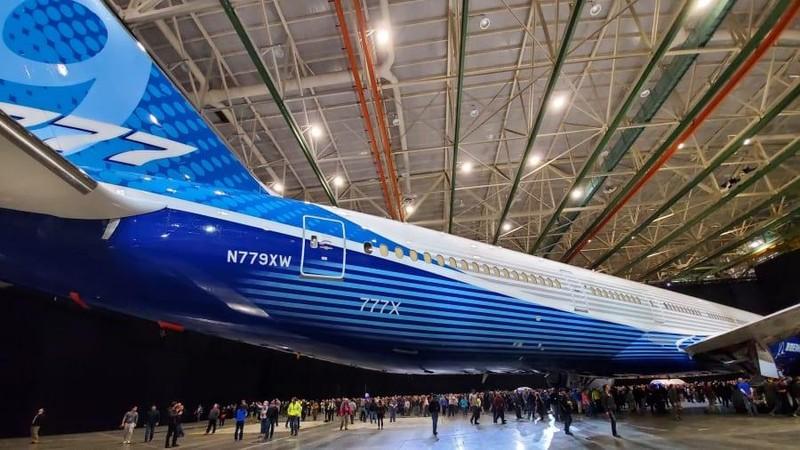 Boeing âm thầm ra mắt máy bay chở khách dài nhất thế giới - ảnh 1