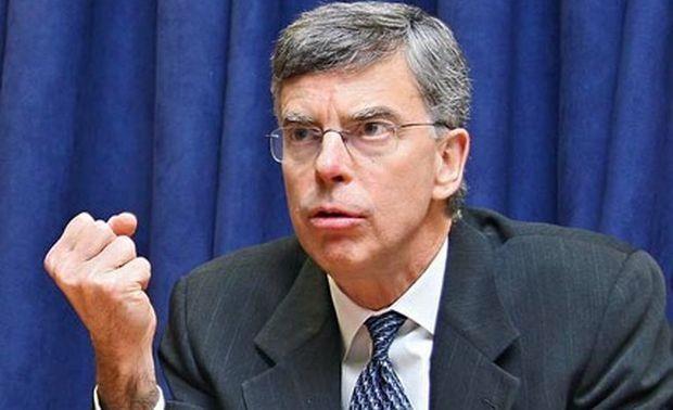 Ông William Taylor - cựu Đại sứ Mỹ tại Ukraine cho rằng bầu cử Ukraine đang ngày càng trở nên minh bạch, đáng tin hơn. Ảnh: UNIAN