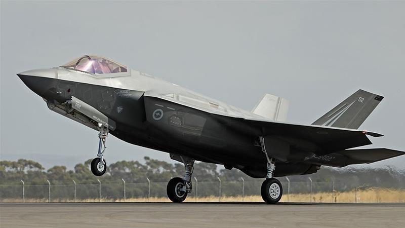 Mỹ tin tưởng Thổ Nhĩ Kỳ rồi đây sẽ từ bỏ kế hoạch mua hệ thông phòng không tầm xa S-400 của Nga vì áp lực Mỹ đưa ra quanh chuyện mua bán tiêm kích tàng tình F-35 (ảnh). Ảnh: GETTY IMAGES