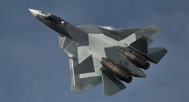 Thổ Nhĩ Kỳ định mua Su-57 (ảnh) nếu Mỹ không bán F-35. Ảnh: SPUTNIK