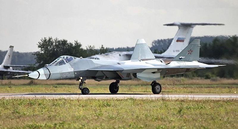 Nga đang tính chào mời Su-57 đến các khách hàng Trung Quốc, Thổ Nhĩ Kỳ. Ảnh: SPUTNIK