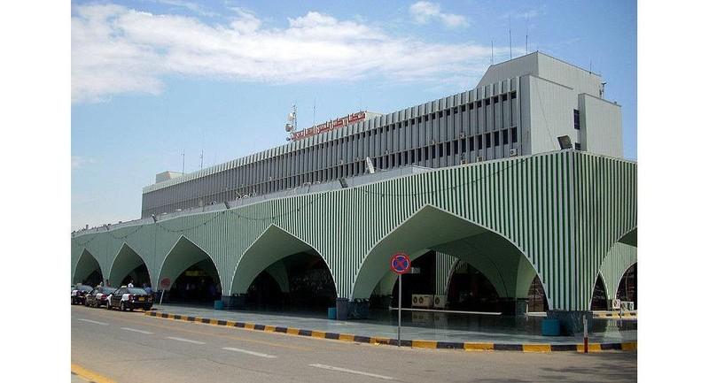 Sân bay quốc tế Tripoli đã ngưng hoạt động từ năm 2014 nhưng vẫn là một địa điểm chiến lược. Ảnh: AJL
