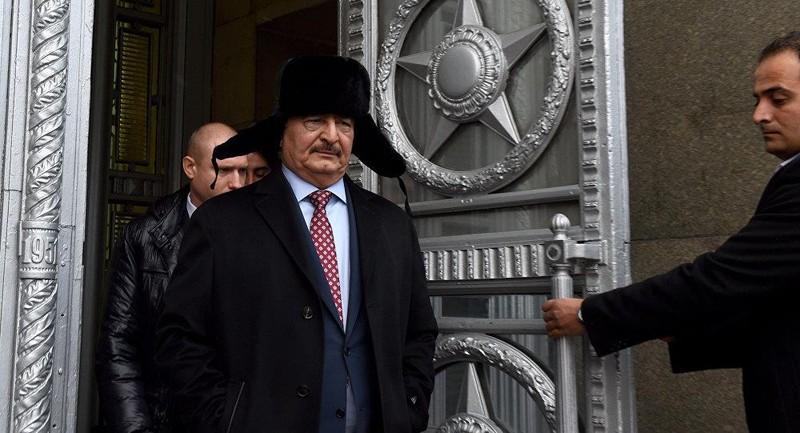 Tripoli yêu cầu công tố quân đội ra lệnh bắt Tướng Haftar - ảnh 1
