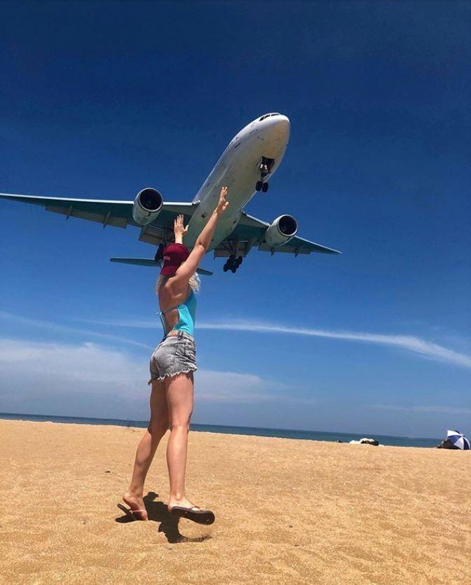 Chụp ảnh 'tự sướng' với máy bay đang hạ cánh có thể bị tử hình - ảnh 3