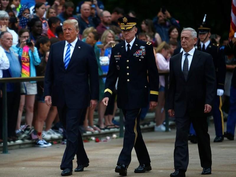 Tướng Mỹ: Đối thoại quân sự, chuyện phải làm giữa Mỹ và Nga - ảnh 3