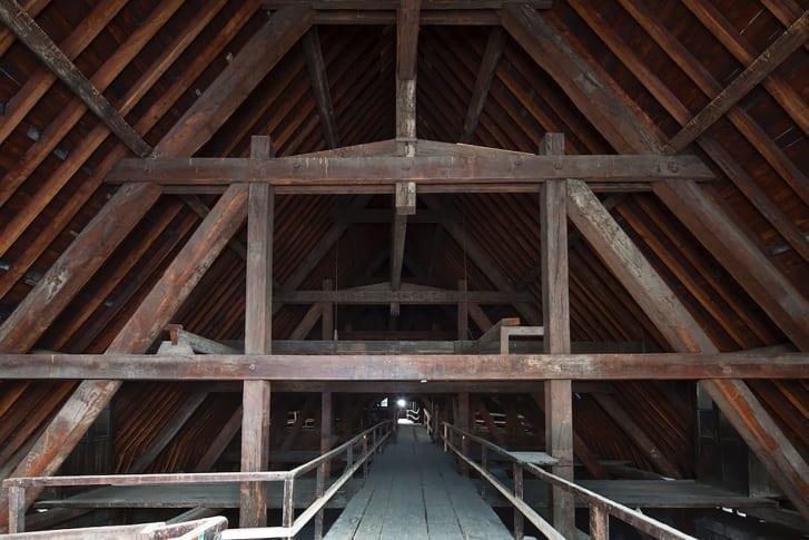 Nhà thờ Đức Bà: Kiến trúc gỗ 900 năm bị thiêu rụi - ảnh 5