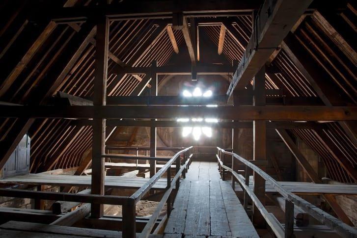 Nhà thờ Đức Bà: Kiến trúc gỗ 900 năm bị thiêu rụi - ảnh 4