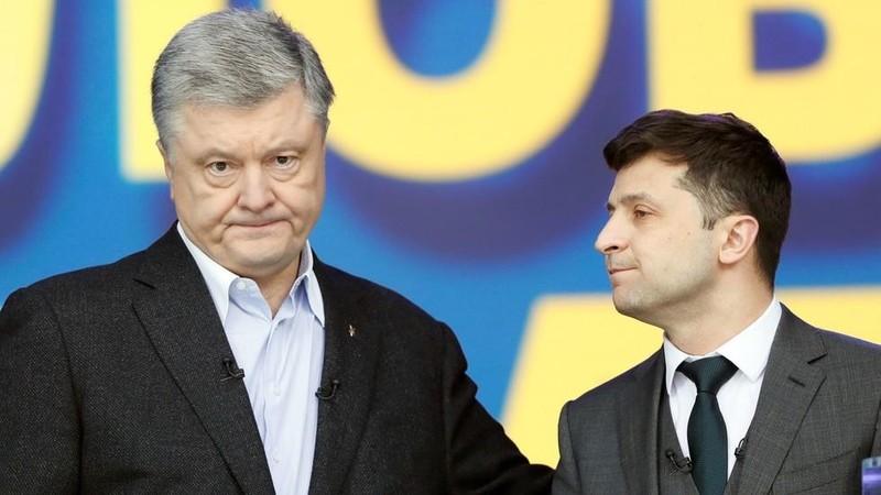 Ông Zelenskiy vượt xa ông Poroshenko thành tổng thống Ukraine - ảnh 4