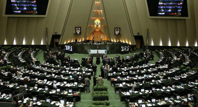 Quốc hội Iran vừa thông qua một dự luật chống trừng phạt từ Mỹ. Ảnh: AP