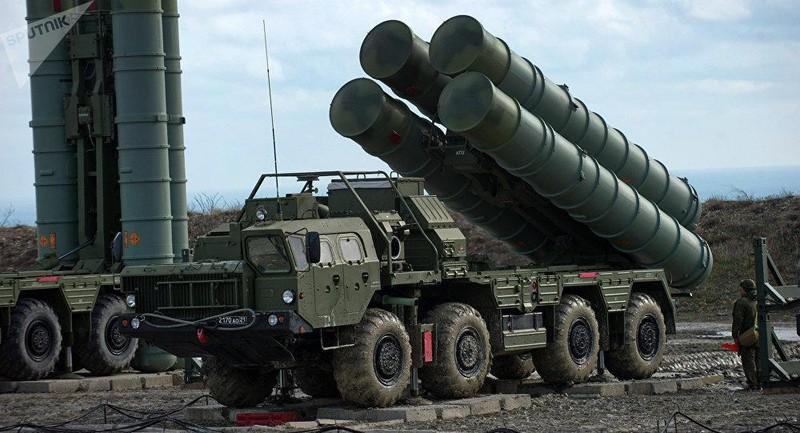 Dự kiến Nga sẽ có đợt chuyển giao S-400 đầu tiên cho Thổ Nhĩ Kỳ vào tháng 7.  Ảnh: HURRIYET DAILY NEWS