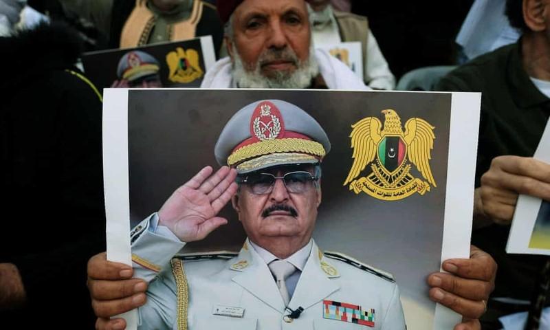 Phe Tripoli mở chiến dịch nhằm vào Tướng Haftar vài ngày tới - ảnh 1