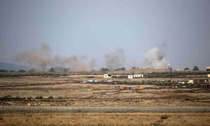 Israel cấp tập nã tên lửa giết binh sĩ Syria, Hezbollah - ảnh 5