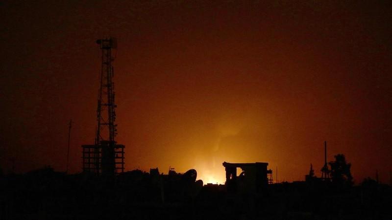 Israel cấp tập nã tên lửa giết binh sĩ Syria, Hezbollah - ảnh 3