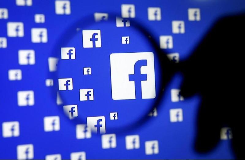 Giá cổ phiếu Facebook giảm 7,5% trong ngày 3-6 sau khi có thông tin sắp bị chính phủ Mỹ điều tra. Ảnh: REUTERS