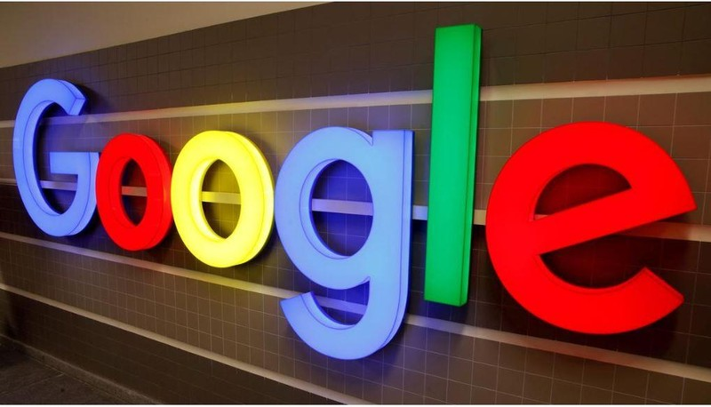 Google bị cáo buộc độc quyền trong hoạt động trên trang web tìm kiếm của mình. Ảnh: REUTERS