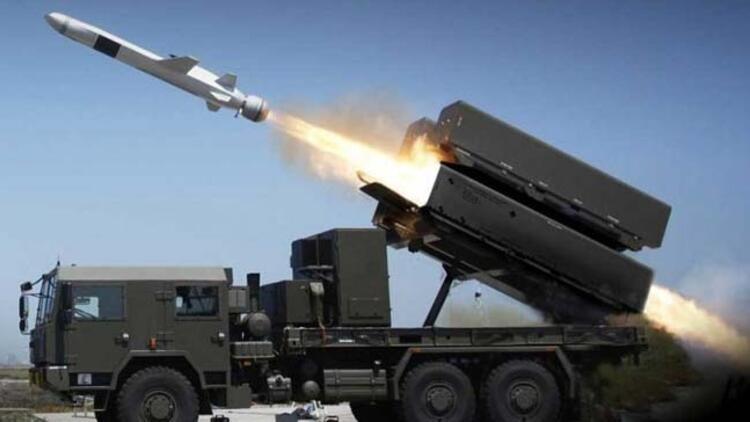 Hệ thống tên lửa phòng thủ Patriot của Mỹ. Ảnh: HURRIYET