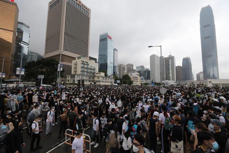 Chủ tịch Hạ viện Mỹ lên án mạnh dự luật dẫn độ của Hong Kong   - ảnh 2