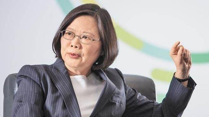 Bà Thái Anh Văn lên tiếng về dự luật dẫn độ của Hong Kong, nói Đài Loan sẽ không nhận chuyển giao Chan Tong-kai. Ảnh: CHINA TIMES