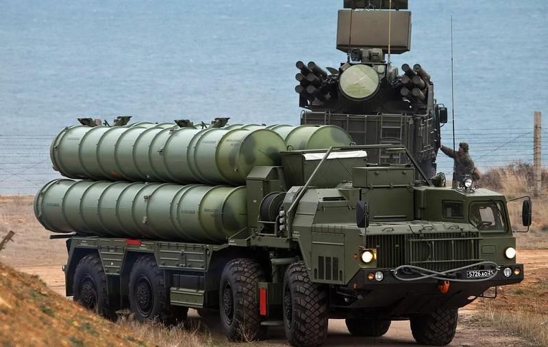 Thổ Nhĩ Kỳ sẽ nhận đào tào sử dụng S-400 từ Nga trong khoảng 2 tháng. Ảnh: TASS