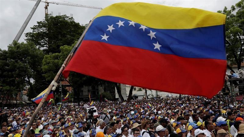 Nga, Trung Quốc căng với Mỹ vì Venezuela - ảnh 1