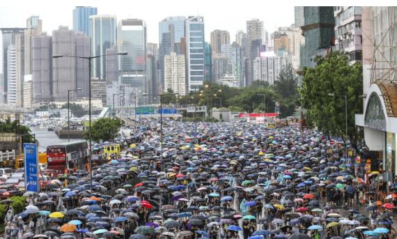 Mỹ đề nghị Trung Quốc tôn trọng luật pháp Hong Kong - ảnh 2