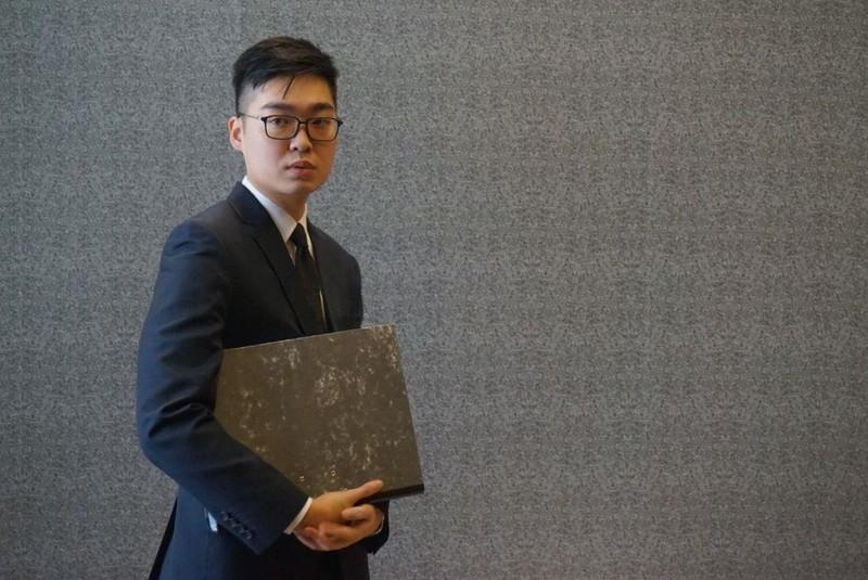 Hong Kong: Hoàng Chi Phong, Trần Hạo Nhiên bị bắt - ảnh 3