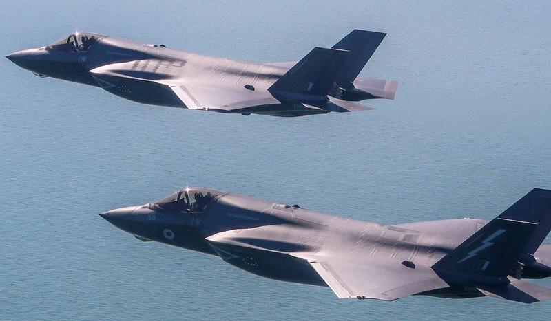 Mỹ gần đây ra chính sách hạn chế bán F-35 thậm chí đối với nhiều đồng minh thân thiết. Ảnh: EPA