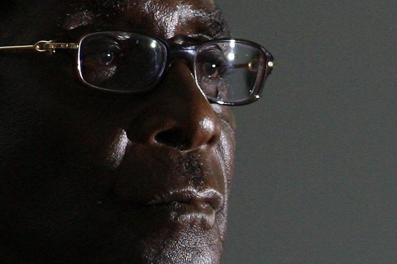 Ông Robert Mugabe - cựu Tổng thống Zimbabwe qua đời tại một bệnh viện ở Singapore ngày 6-9. Ảnh: AFP