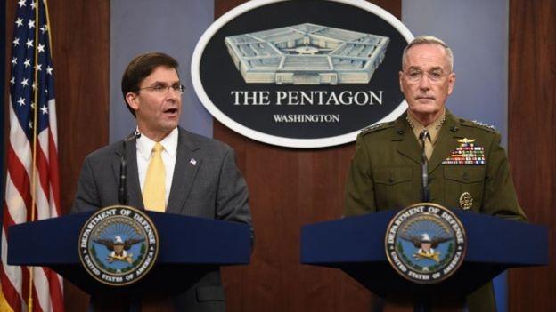 Mỹ đưa quân, tên lửa đến Saudi Arabia-UAE, Iran có để yên? - ảnh 1