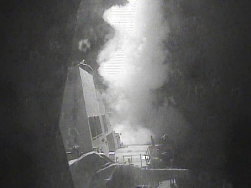 Mỹ đưa tên lửa hành trình Tomahawk đến Saudi Arabia - ảnh 2