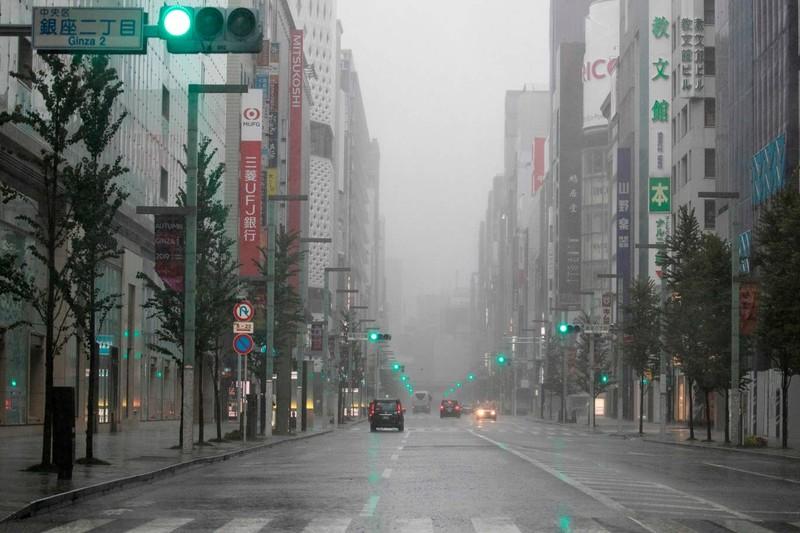 Hình ảnh bão Hagibis tàn phá Nhật trước khi quay ra biển TBD - ảnh 11